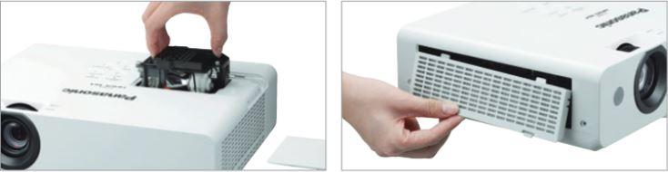 OfficeWonderland com | Panasonic PT-LW335U 3LCD WXGA